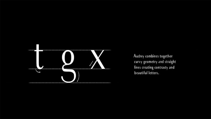 Audrey Font Family Download