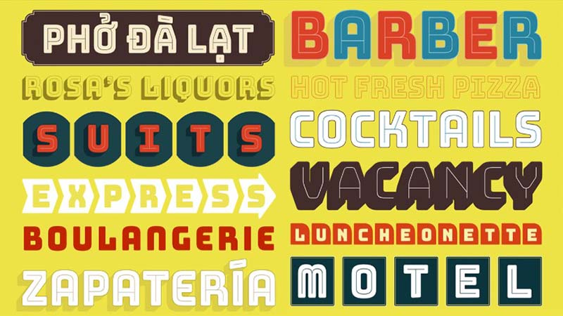 Bungee Font Family Download