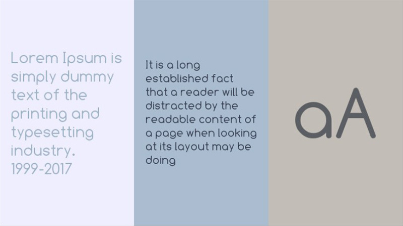 Comfortaa Font Family Download