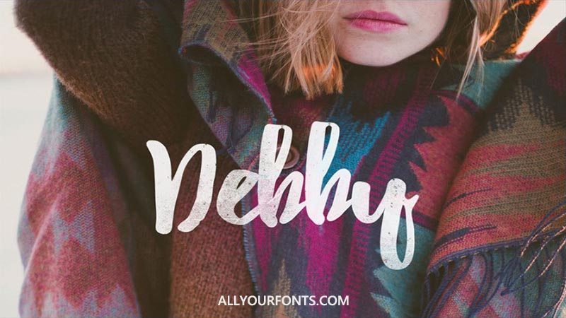 Debby Font Family Free Download