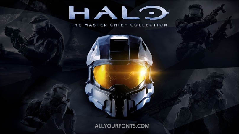 Halo Font Family Free Download