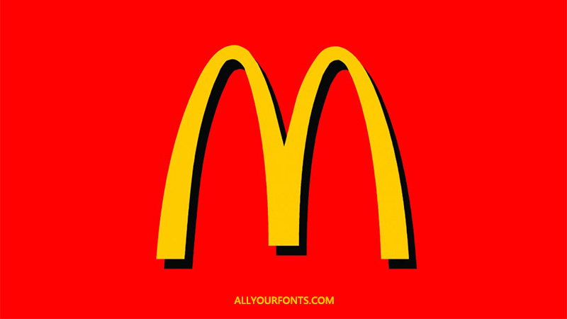 McDonalds Font Family Free Download