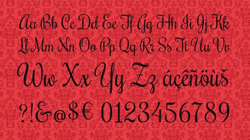 Rochester Font Free Download