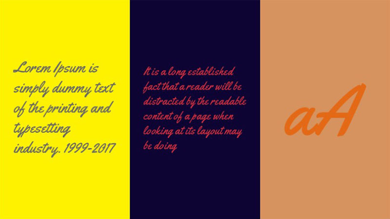 Yellowtail Font Family Download