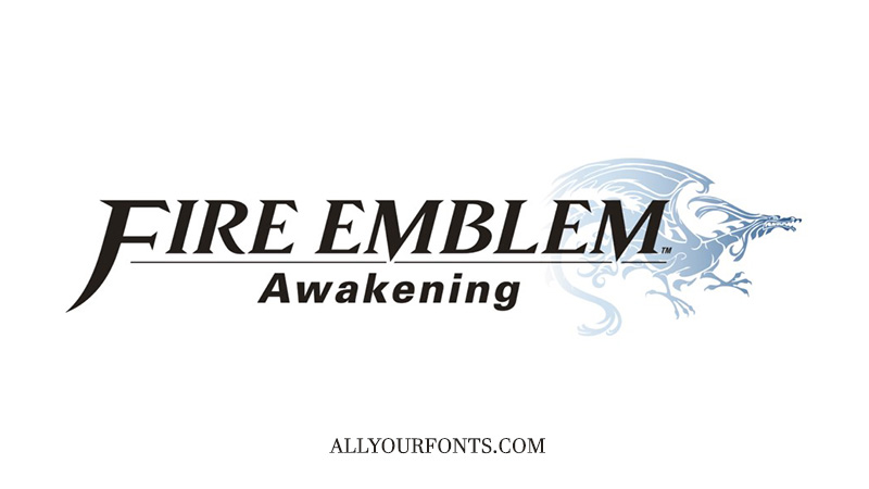 Fire Emblem Font Family Free Download