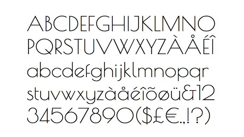 Poiret One Font Free Download
