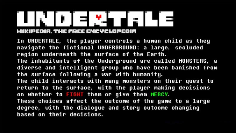 Undertale Logo Font Download All Your Fonts