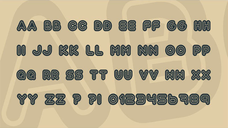 Automania Font Family Download