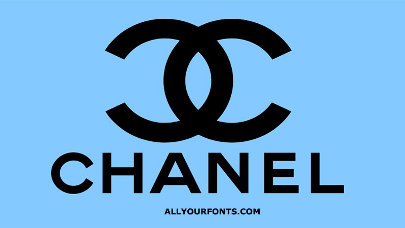 Chanel Font Family Free Download
