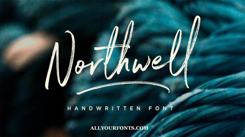 Northwell Font Family Free Download