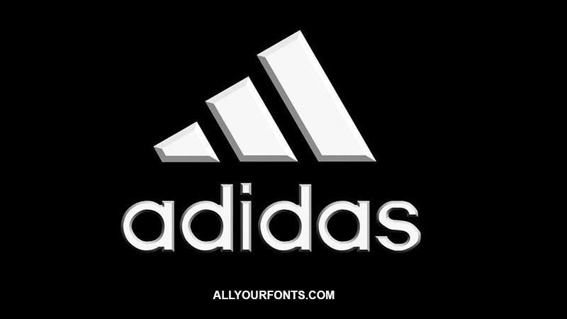 Adidas Font Family Free Download