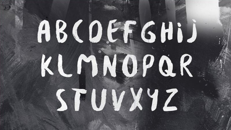 Besom Font Family Download