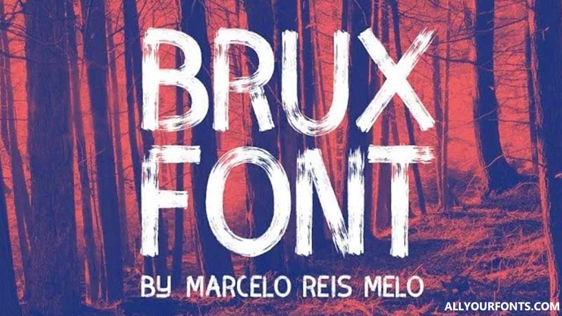 Brux Font Family Free Download