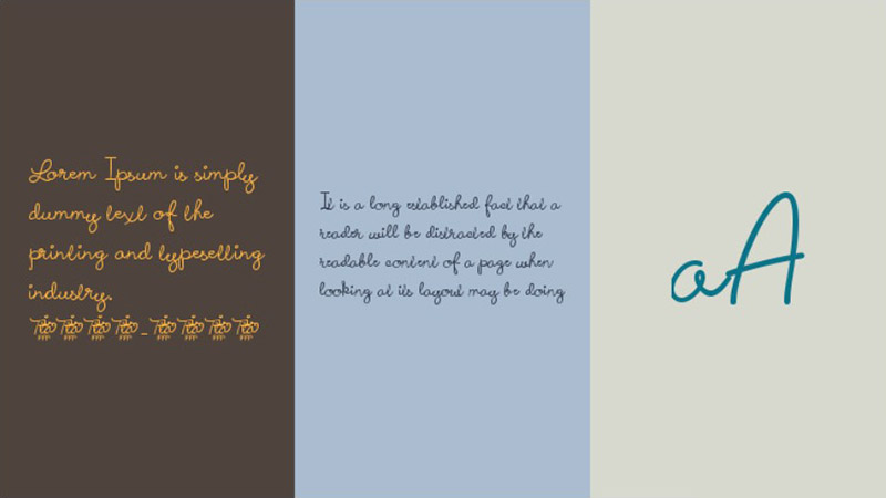 Lucemita Font Family Download