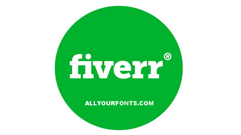 Fiverr Logo Font Family Free Download