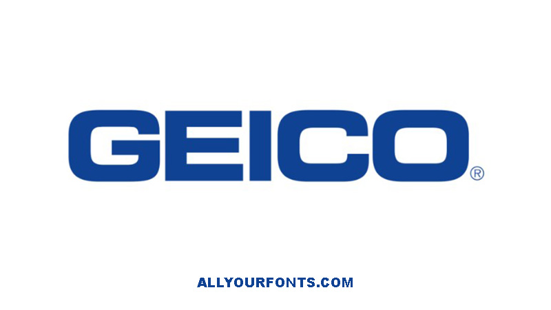 Geico Font Family Free Download