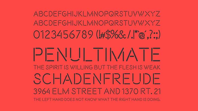 Beon Font Family Download