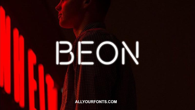Beon Font Free Download