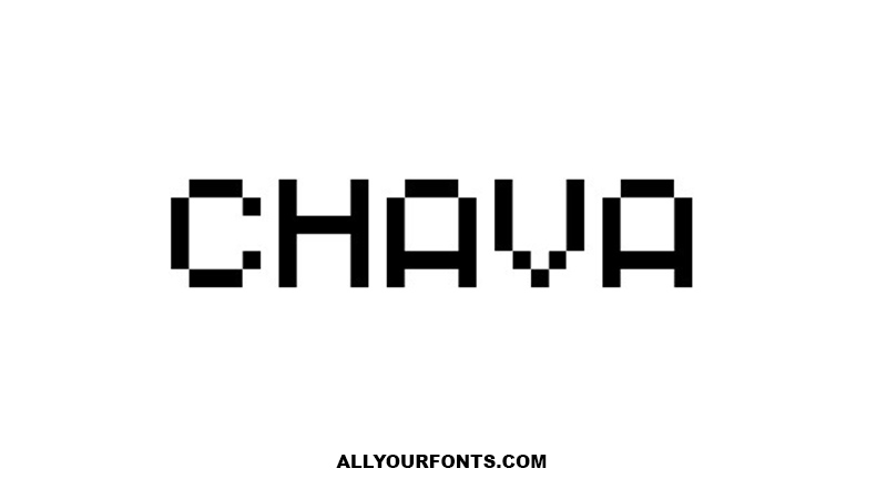 Chava Font Free Download