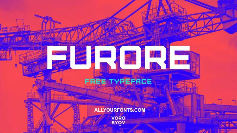 Furore Font Family Free Download