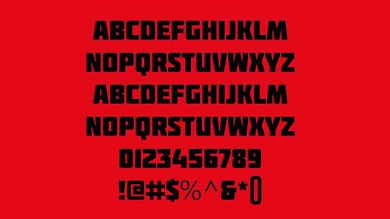 Molot Font Family Download