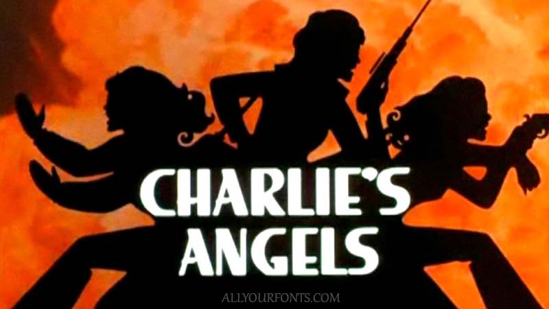 Charlie's Angels Font Family Free Download