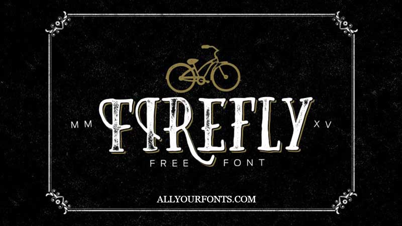 Firefly Font Family Free Download