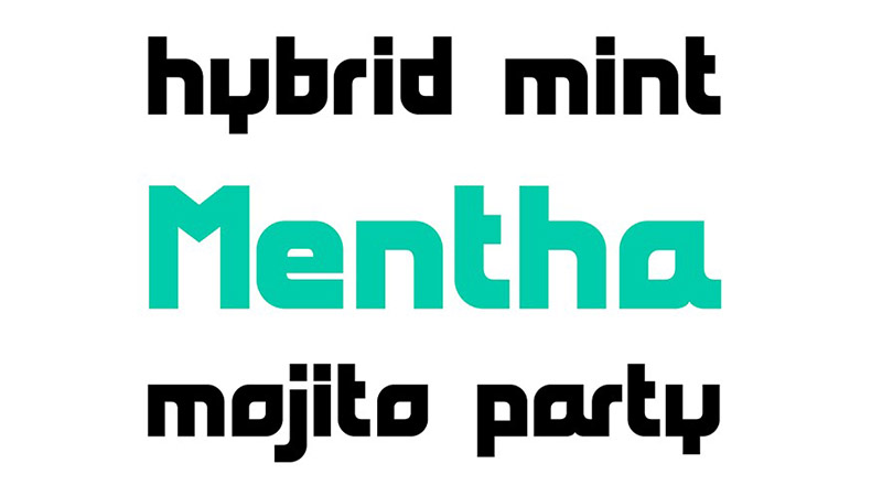 Peppermint Font Family Download