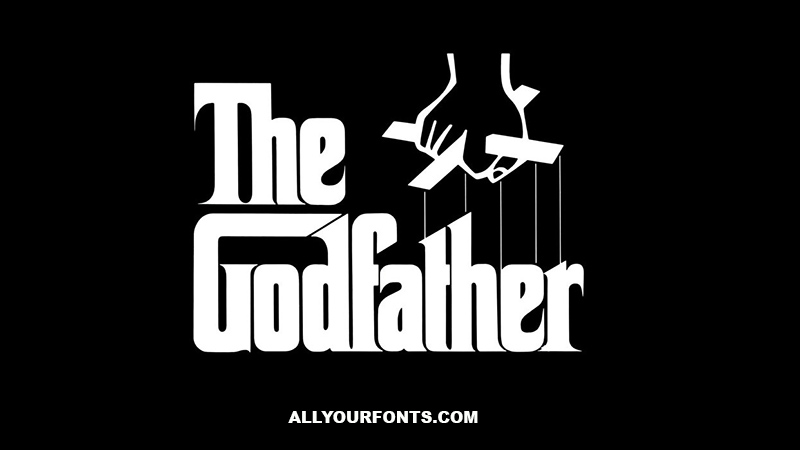 Godfather Font Free Download