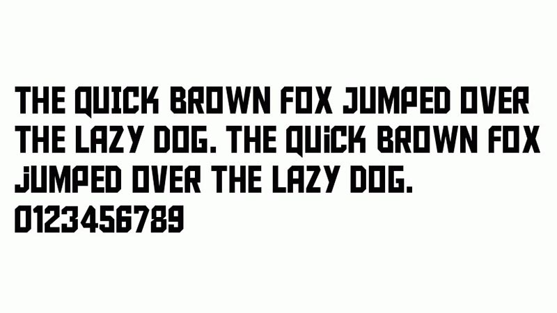Alod The Apache Font Family Download