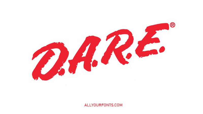 Dare Font Family Free Download