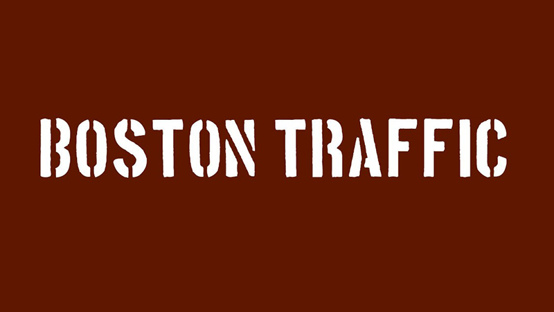 Boston Traffic Font Family Free Download