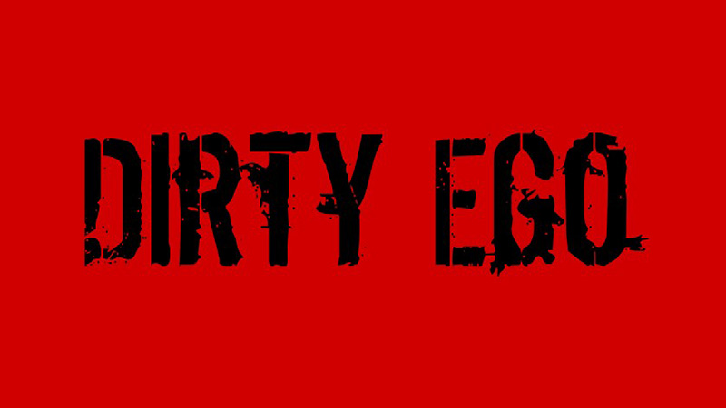 Dirty Ego Font Family Free Download