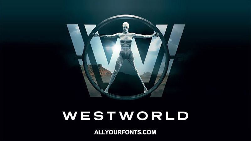 Westworld Font Family Free Download