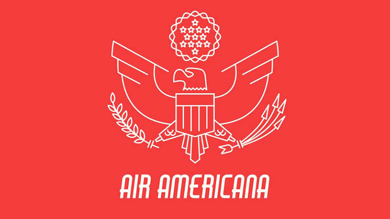 Air Americana Font Family Free Download