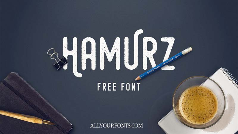Hamurz Font Family Free Download