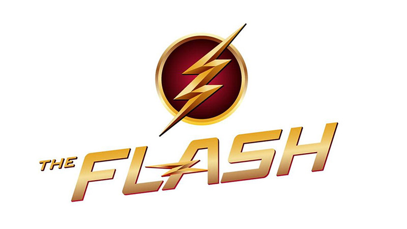 The Flash Logo Font Family Free Download